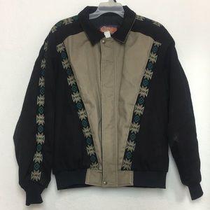 Men Vintage CRIPPLE CREEK  Jacket Size XXL